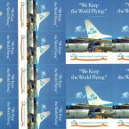 stickers-KLM