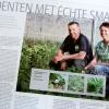 artikel & foto's voor vakblad